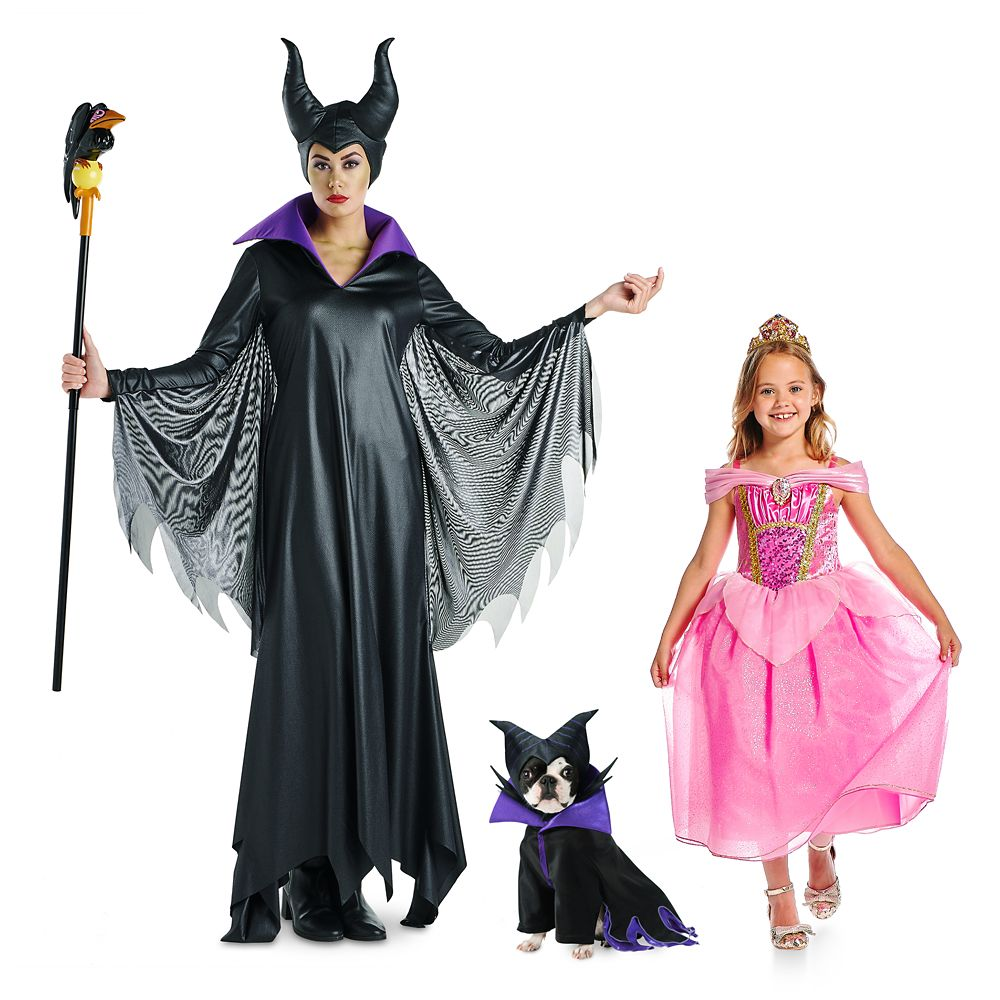 Sleeping Beauty Family Costume Collection