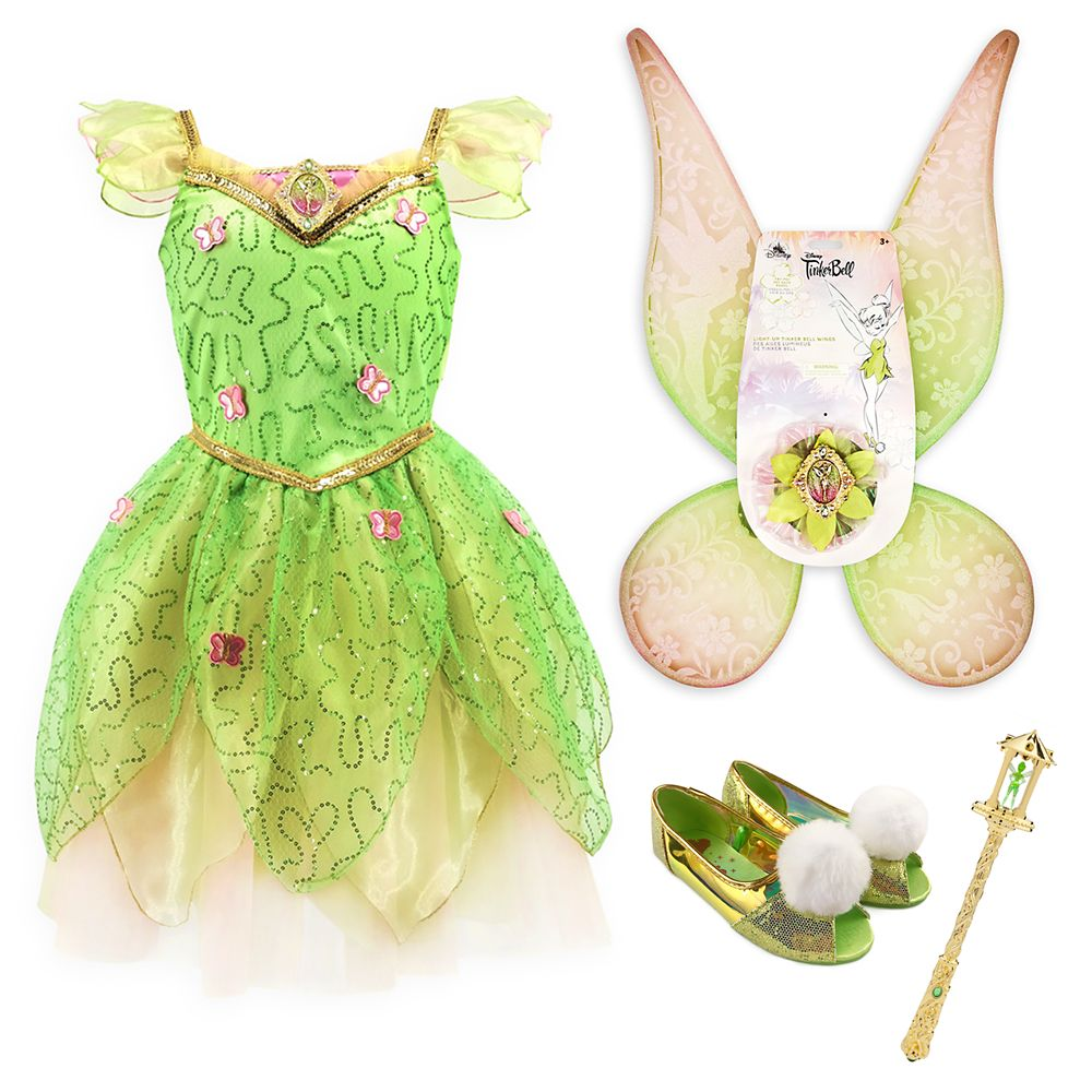 Tinker Bell Costume Collection for Kids – Peter Pan