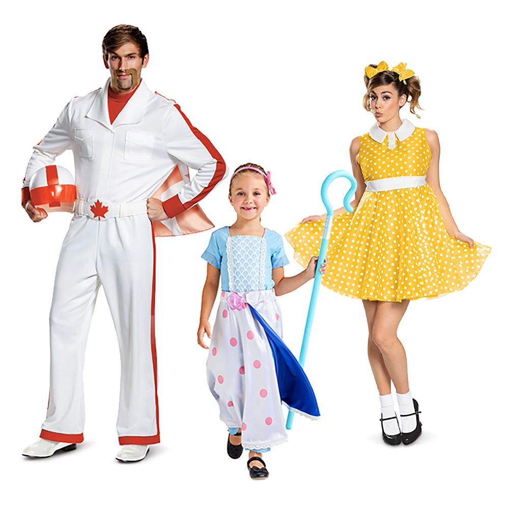 Toy Story 4 Family Costume Collection