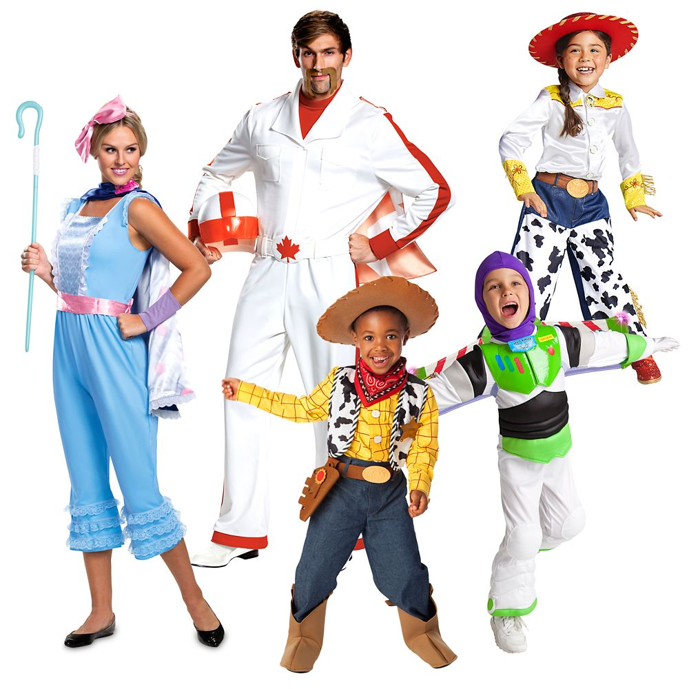 Toy Story Costume Collection for Family
