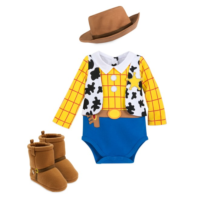 Sheriff Woody Costume Collection for Baby – Toy Story
