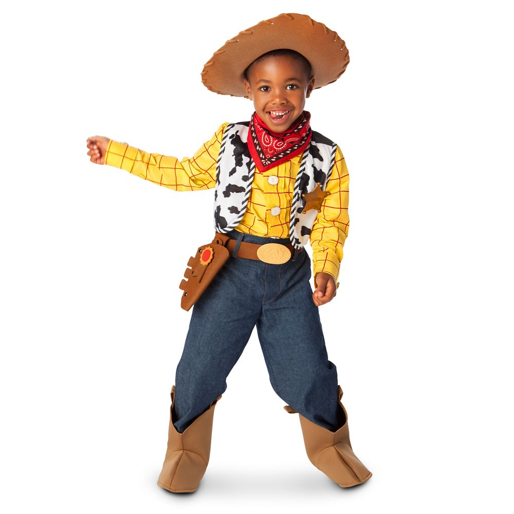 Woody Costume Collection for Kids – Toy Story