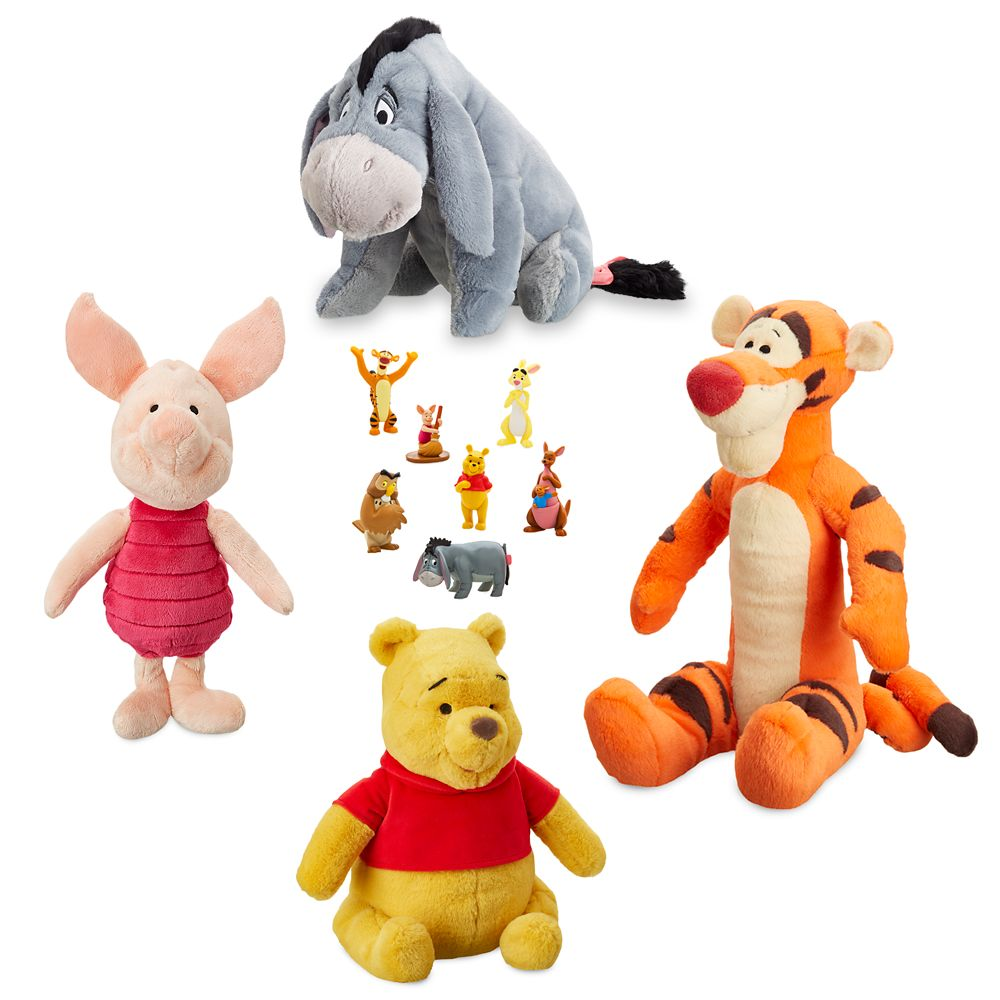 Plush Pals Winnie the Pooh Collection