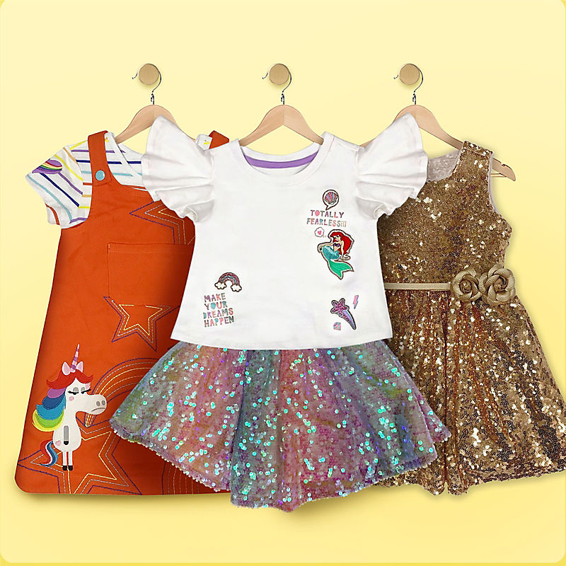 Sparkle & Shine in Style Shop Girls' Clothing