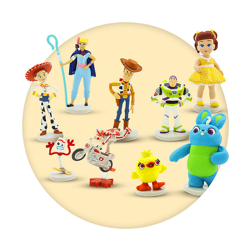 Background image of $20 Deluxe Figure Play Sets
