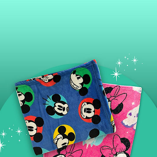 Background image of $14 Fleece Throws