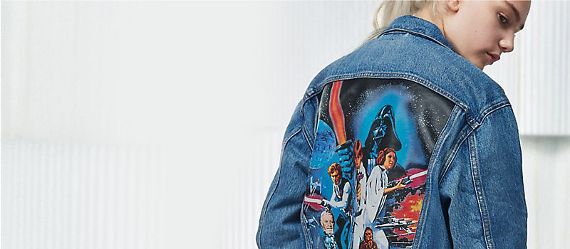 Star Wars x <br>Levi's Collection