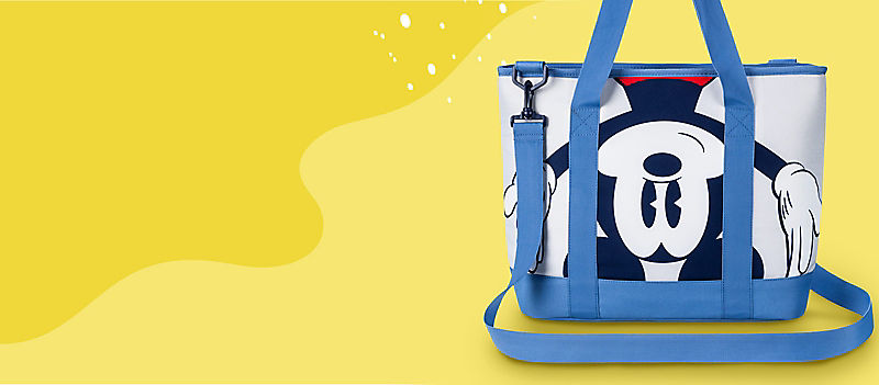 Mickey Mouse Summer Fun Cooler Tote Bag