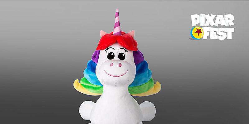 Inside Out Unicorn Plush