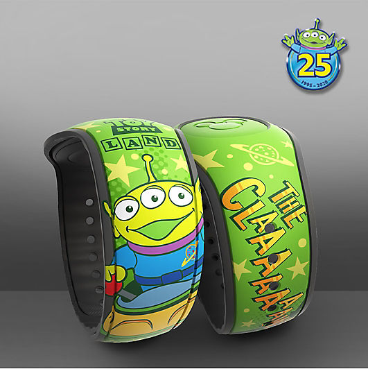 Toy Story Magic Band, Aliens