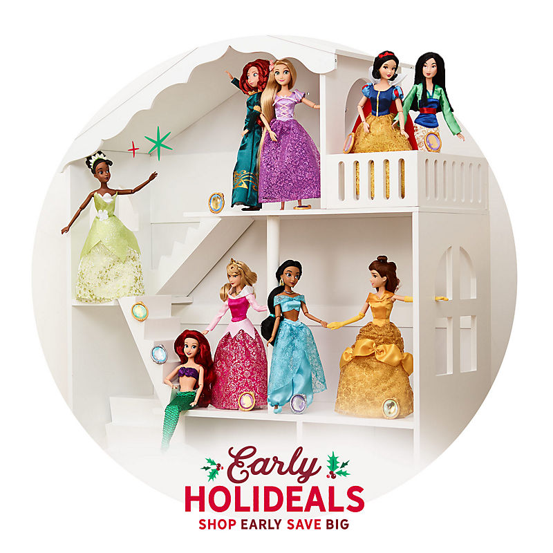 Background image of $12.50 Classic Dolls