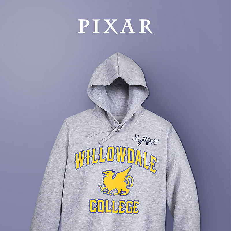 Background image of Pixar Clothing