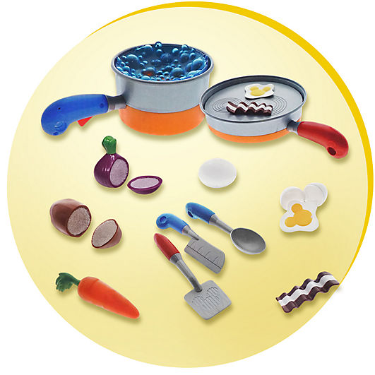 Background image of Order Up! Get Cookin' with Fun Play Sets