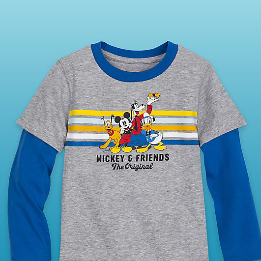 Background image of $12 Kids' Long-Sleeves Tees