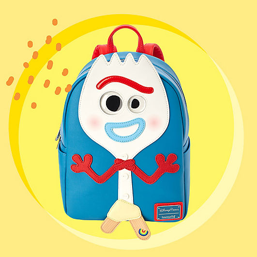 Forky backpack