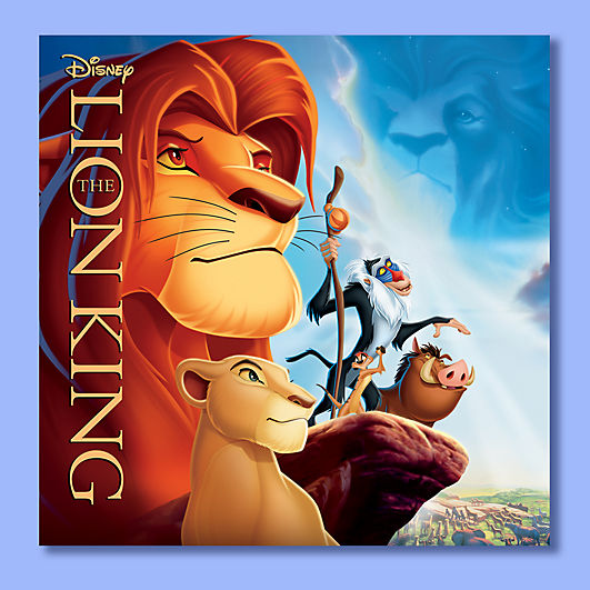 Background image of The Lion King