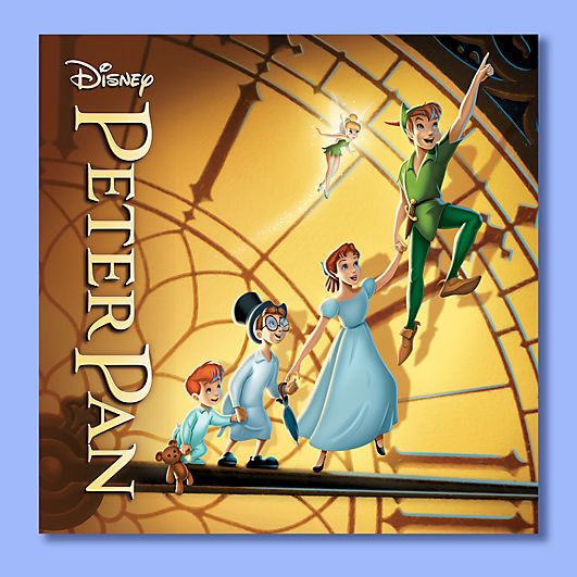 Background image of Peter Pan