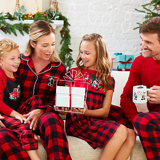Flannel PJs for the Family