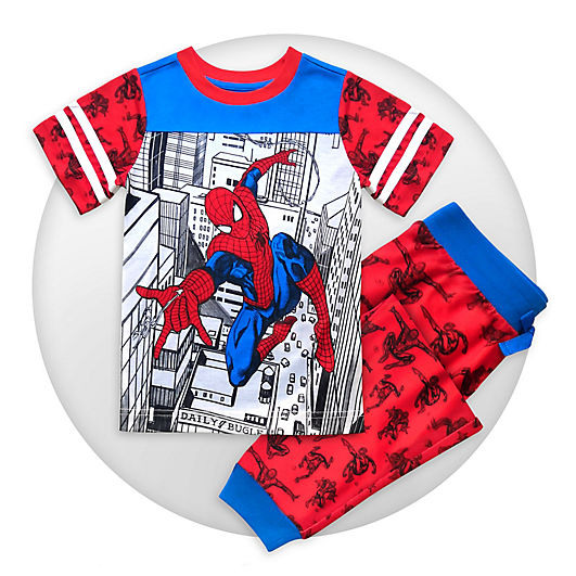 Spider-Man pajamas