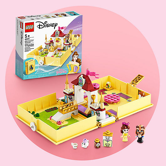 LEGO Disney Princess Belle's Storybook Adventures Building Set