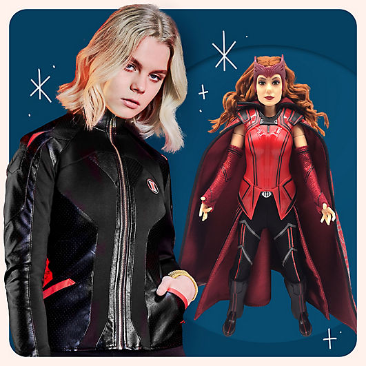 Background image of Heroines of the Marvel Universe