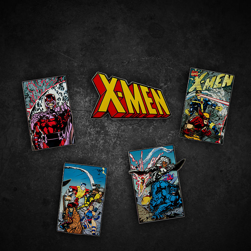 Background image of Marvel Mania Featuring X-Men
