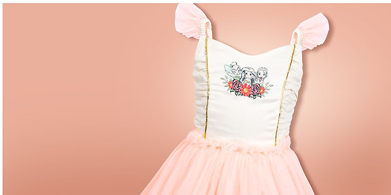 Background image of Girls' Clothing