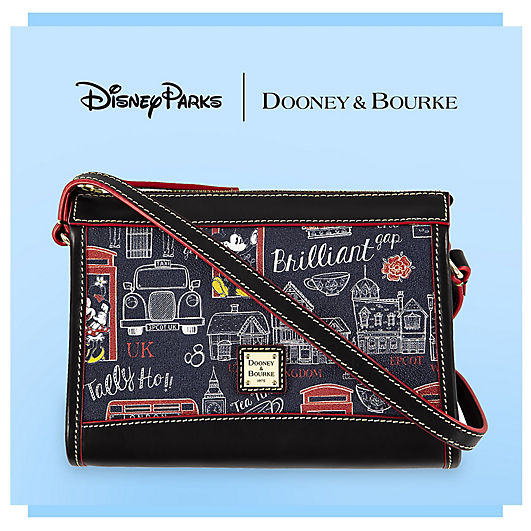 Dooney & Bourke bag featuring famous British iconography