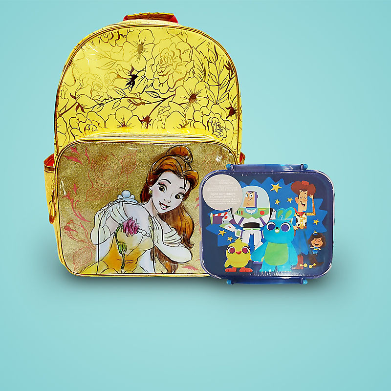 Background image of Buy a Backpack, Get a Lunch Box for $5
