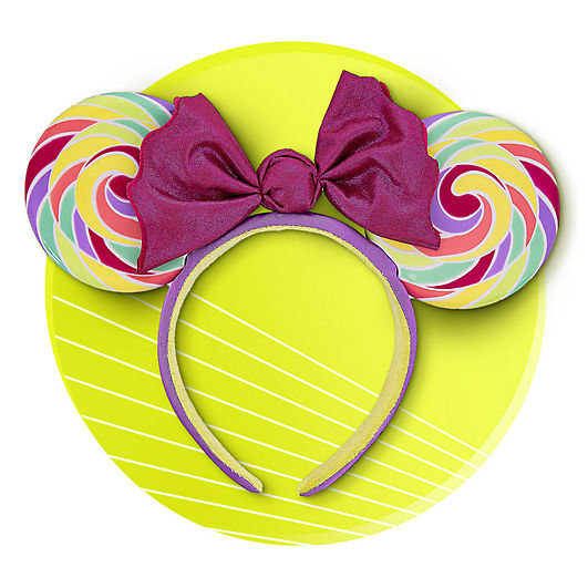 Minnie lollipop ear headband