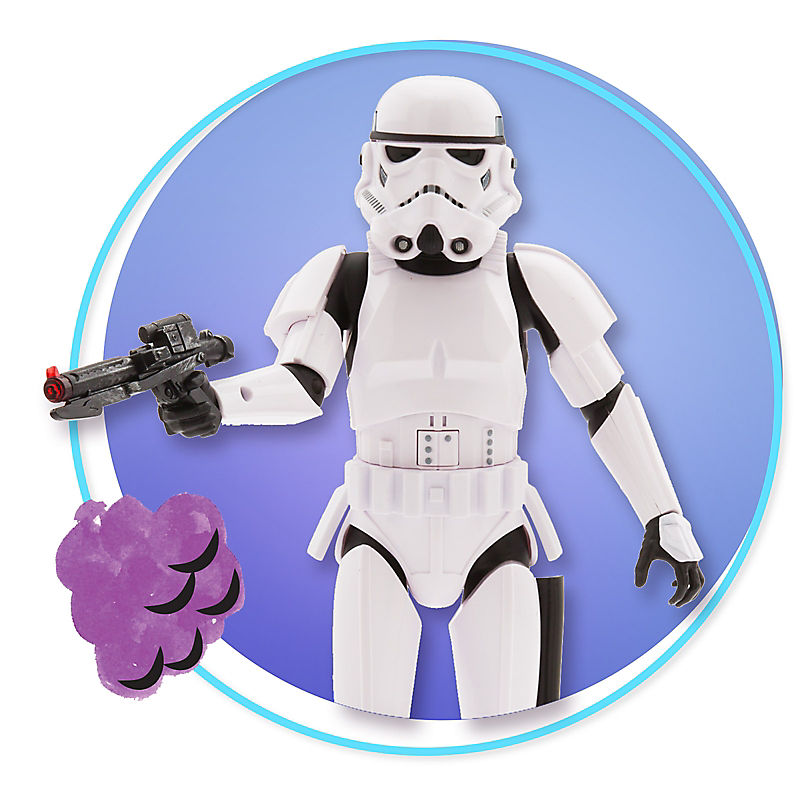 Stormtrooper action figure