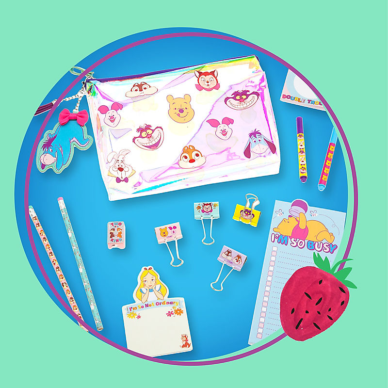 Oh My Disney stationery set