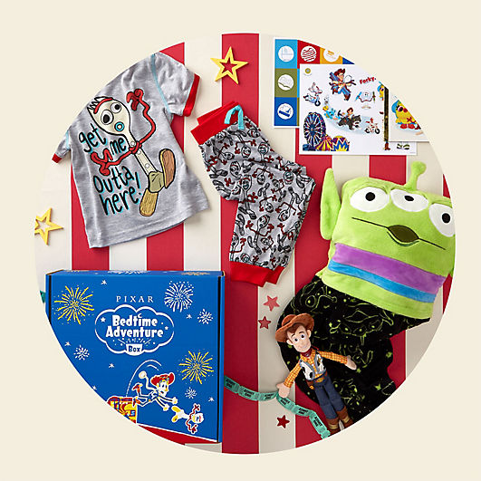 Disney Bedtime Adventure Subscription Box