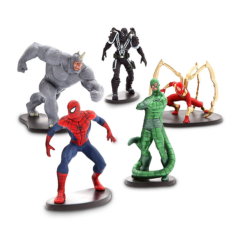 <h4>Buy One Figure Play Set,<br>Get One 50% Off</h4>