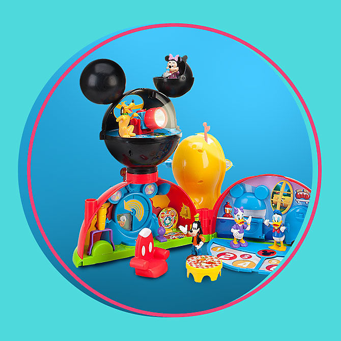 Ready. Set. Summer Sale Mickey Clubhouse Play Set