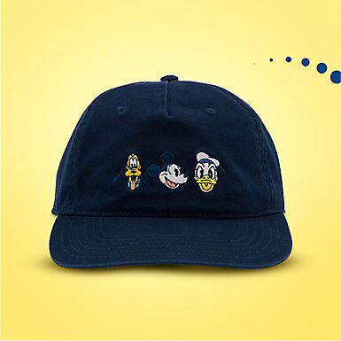 Mickey & Friends baseball cap
