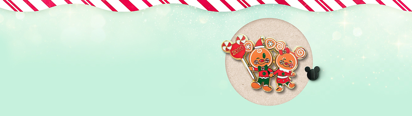 Background image of Spread Cheer with a Collector Pin
