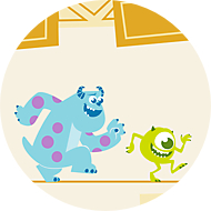 Wish List Theme Monsters Inc