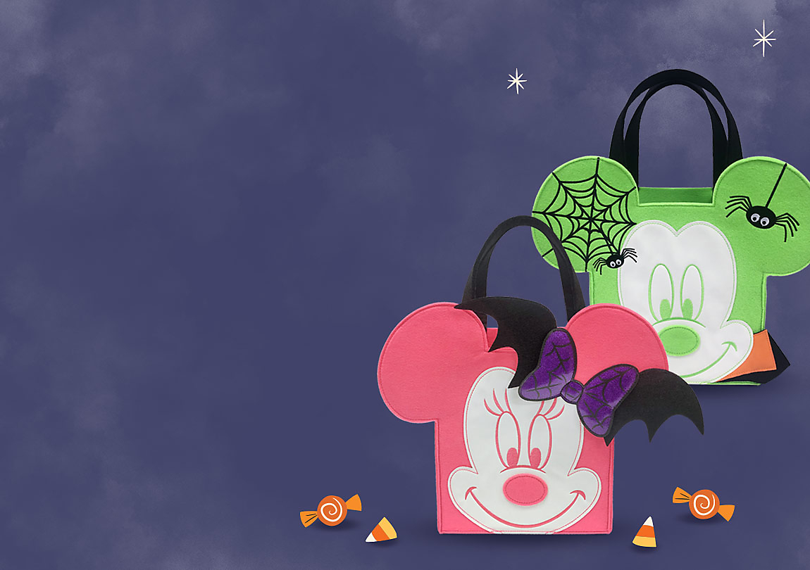 Background image of $12 Mickey or Minnie Halloween Candy Bag