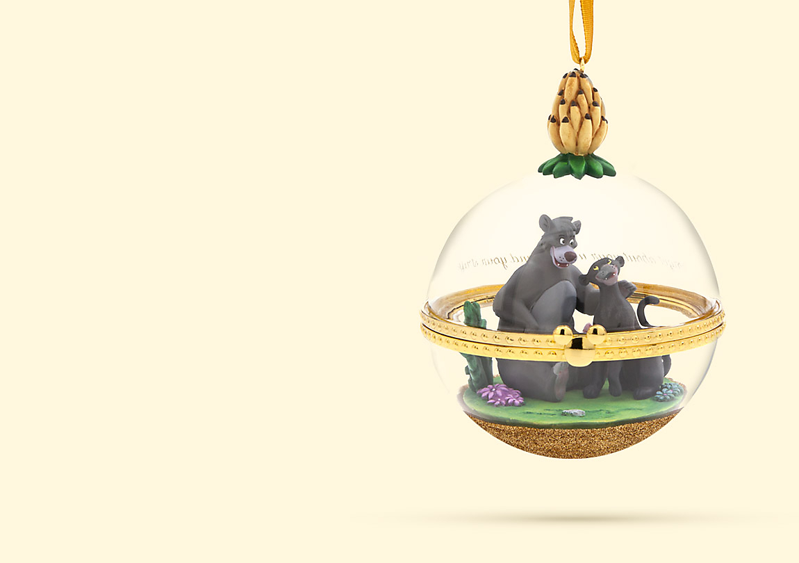 Disney Duos Sketchbook Ornament Collection