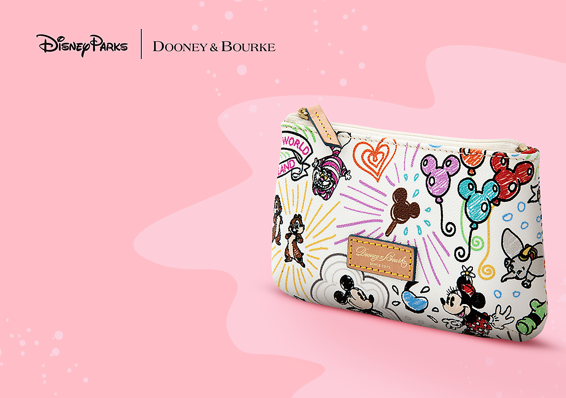 Get a $29 Cosmetic Bag with Any $100 Dooney & Bourke Purchase