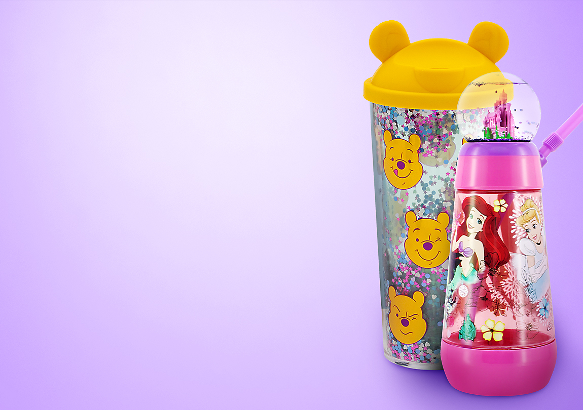 Background image of Add Character Fun with On-the-Go Drinkware