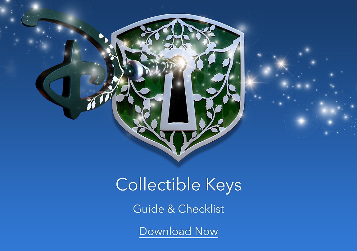 Collectible Keys Guide & Checklist Download Now