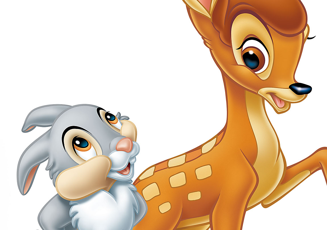 Background image of Bambi
