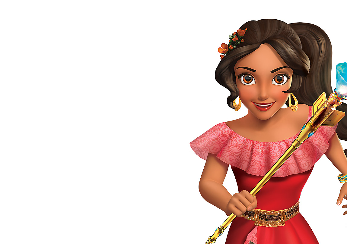 Background image of Elena of Avalor