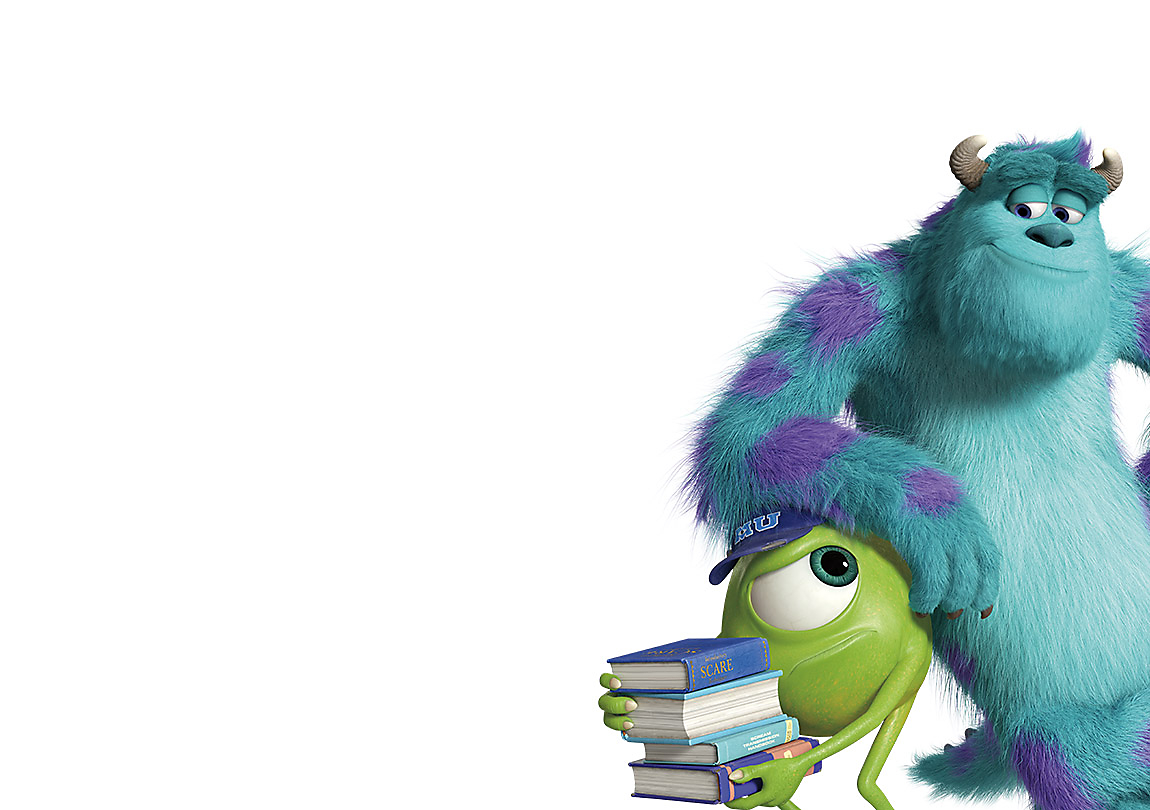 Background image of Monsters, Inc.