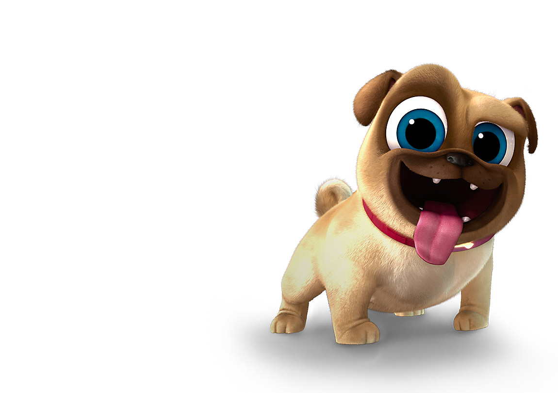 Background image of Puppy Dog Pals
