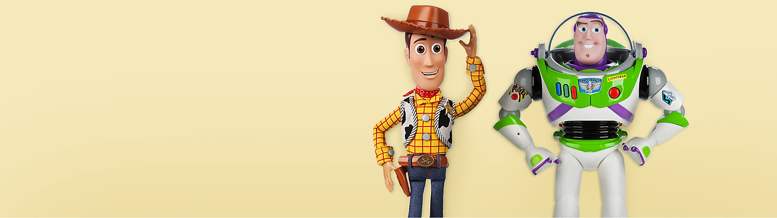 $28 Toy Story Talking Action Figures