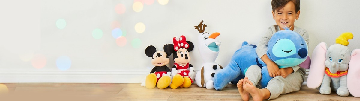 Background image of Plush & Stuffed Animals