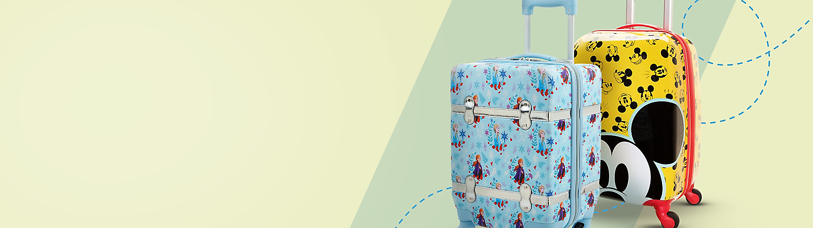 Background image of Kids' Luggage & Travel